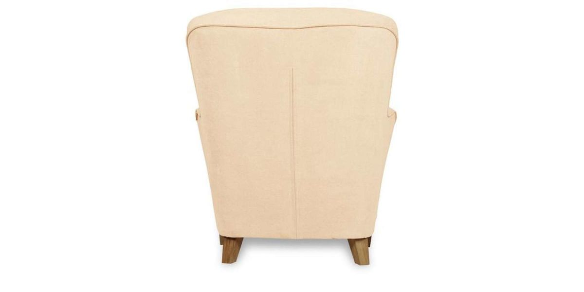 Кресло WOWIN Нуар (Дымчато-розовая микророгожка) - фото 5