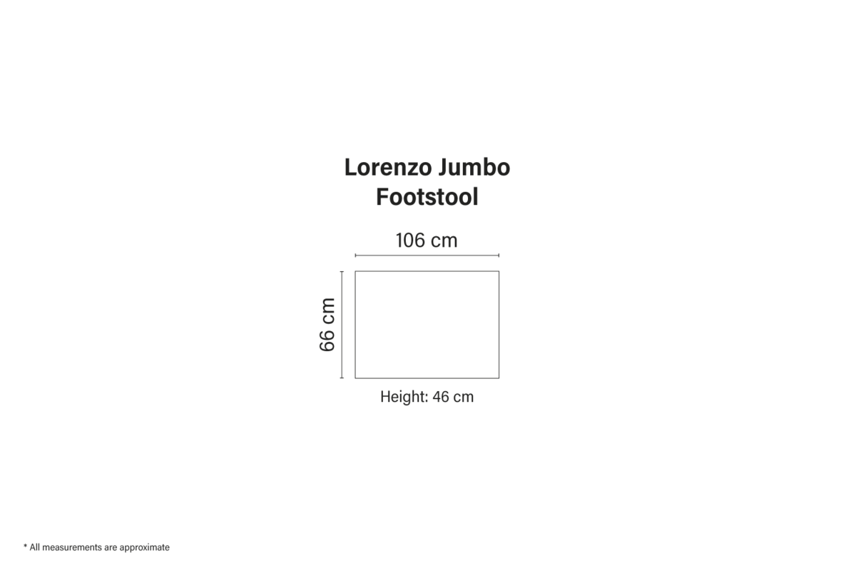 Пуфик Bellus Lorenzo (46x66x106) - фото 3
