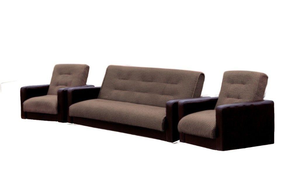 Набор мягкой мебели Квартет Комплект Лондон Комби - фото 1