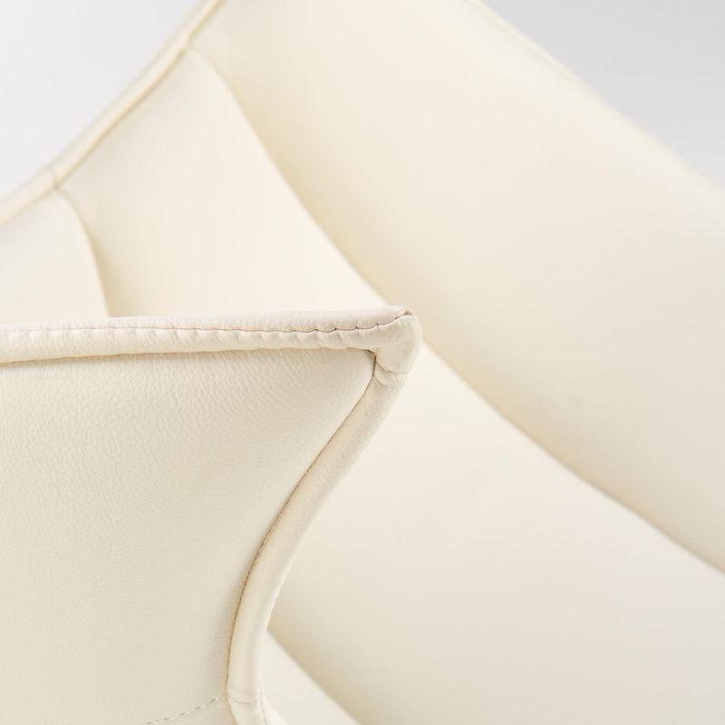 Кресло Halmar LUXOR (белый) V-CH-LUXOR-FOT-BIALY - фото 6