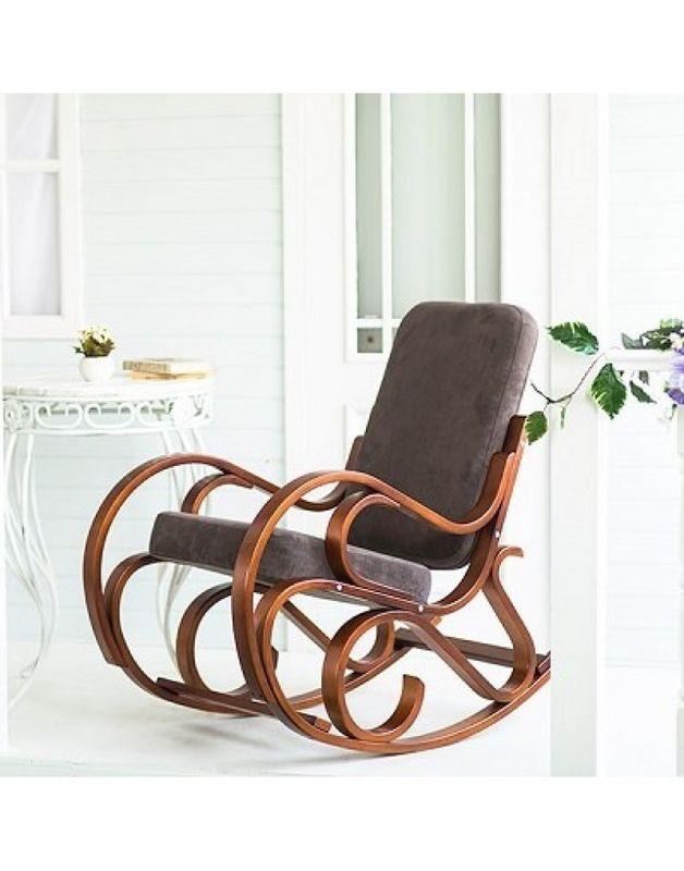 Кресло Impex Луиза вишня (Лиловый) - фото 3