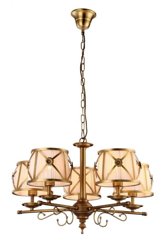 Светильник Arte Lamp Chic A2806LM-5SR - фото 1