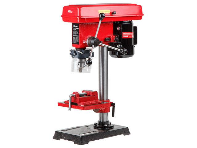 WORTEX DB 1605 (500 Вт, сверление в металле до 16 мм, 9 скор., патрон 16 мм) (DB160500018) - фото 1