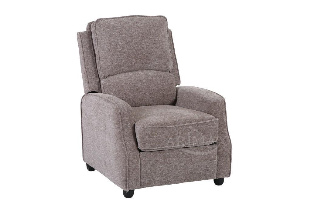 Кресло Arimax Dr Max DM02001 (Светло-коричневый) - фото 2