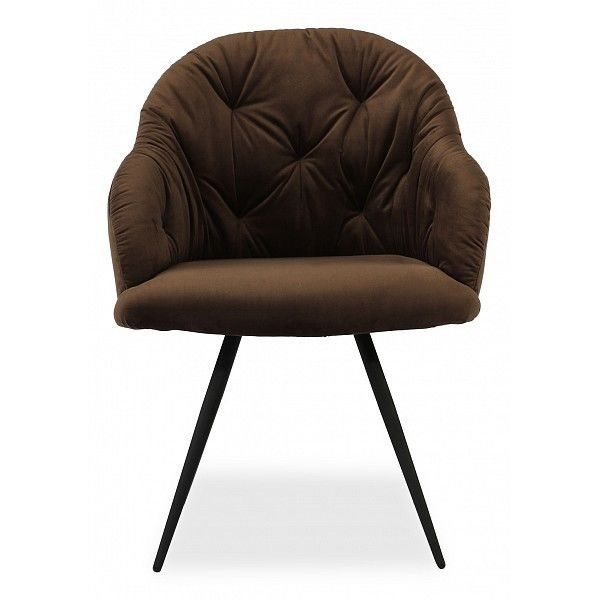 Кресло Avanti Zara AVA_AN-00002991, коричневый - фото 1