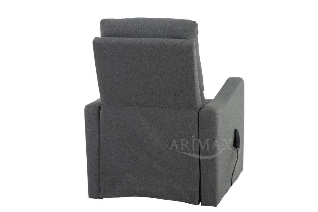 Кресло Arimax Dr Max DM02006 (Серый) - фото 7