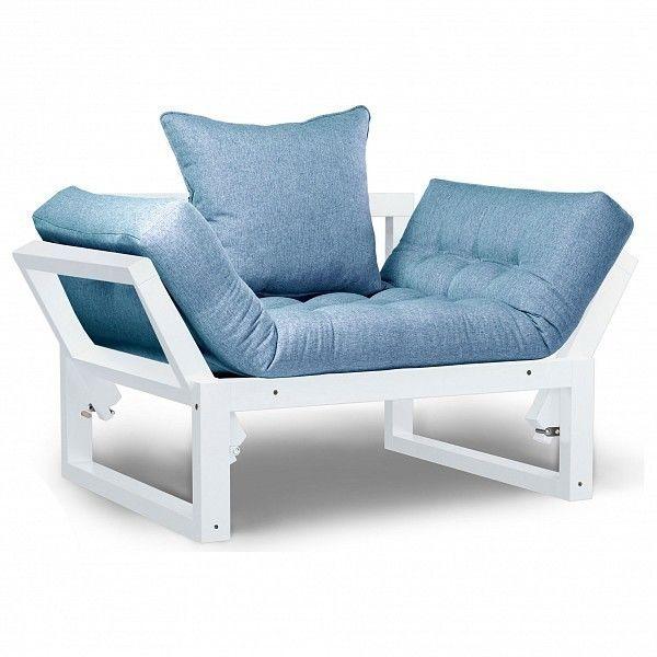 Кресло Anderson Амбер AND_120set288, голубой - фото 1