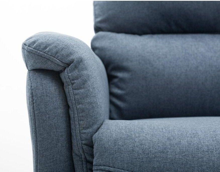 Кресло Arimax Dr Max DM05002 (Джинс) - фото 12