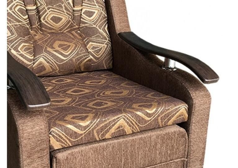 Кресло Craftmebel Виктория декор выкатное - фото 4