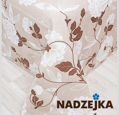 Покрывало Nadzejka Мелиса (двуспальный) коричневый - фото 4