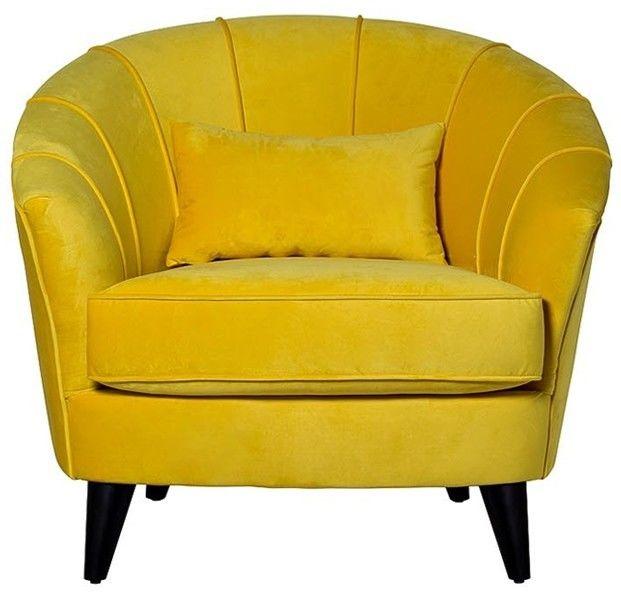 Кресло Garda Decor ZW-555-06476 - фото 1