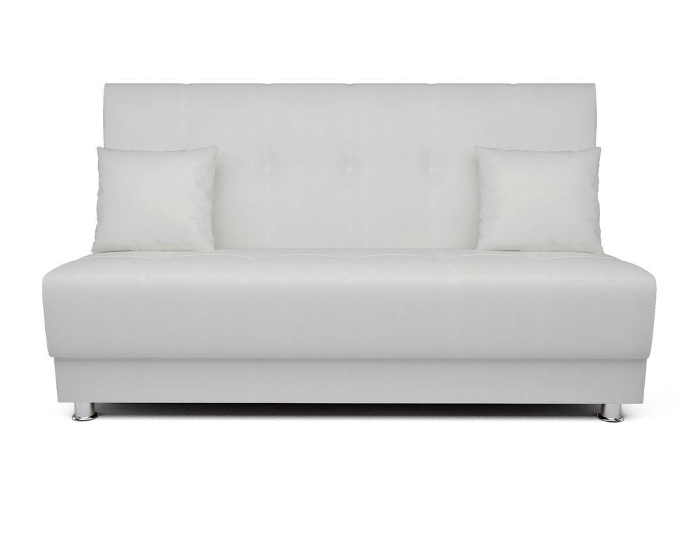 Диван Мебель-АРС Мария - экокожа белая - фото 2