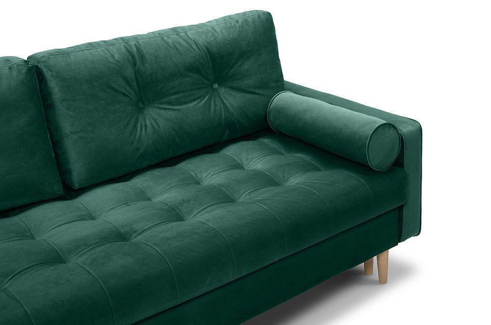 Диван Woodcraft Ситено Barhat Emerald - фото 6