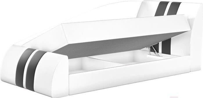 Диван Mebelico Мустанг 11 59085 экокожа белый - фото 2