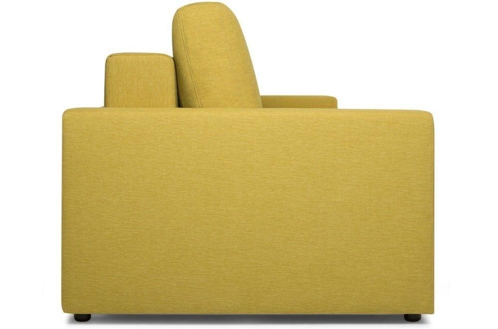 Диван Woodcraft Порту Textile Yellow - фото 4