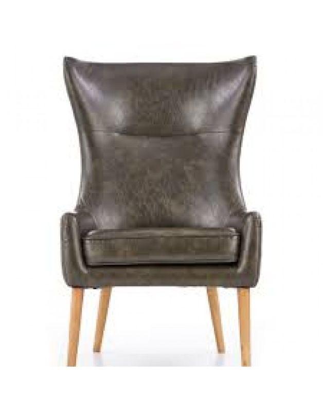 Кресло Halmar MAYER - фото 3