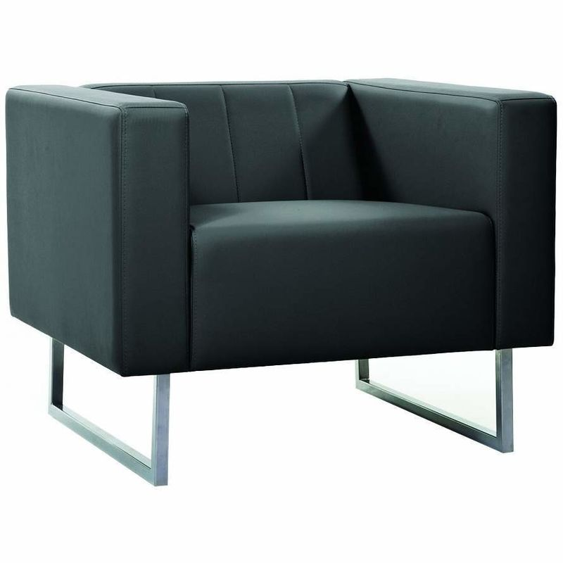 Кресло Chairman Вента CHA_7008800, черный - фото 1
