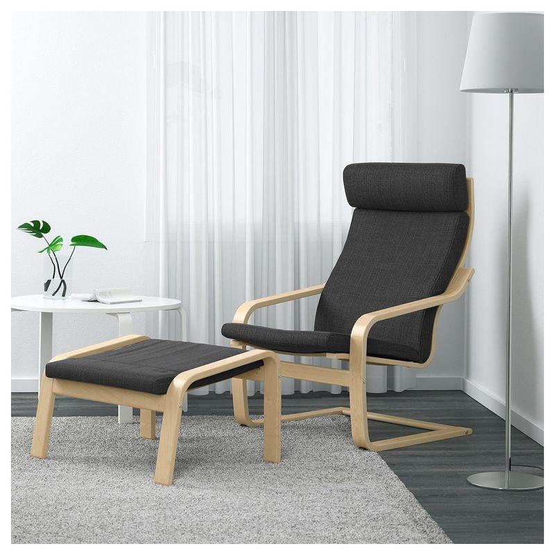 Кресло IKEA Поэнг 892.514.91 - фото 2