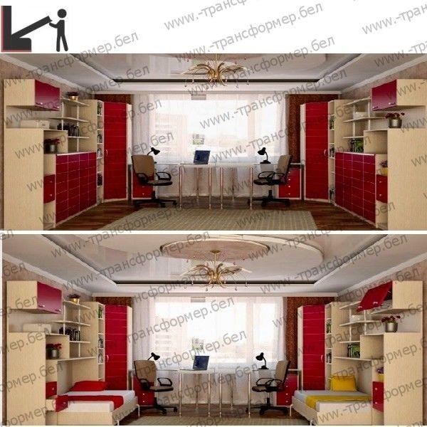 Мебель-трансформер 1-Transformer Трансформер 171 - фото 1