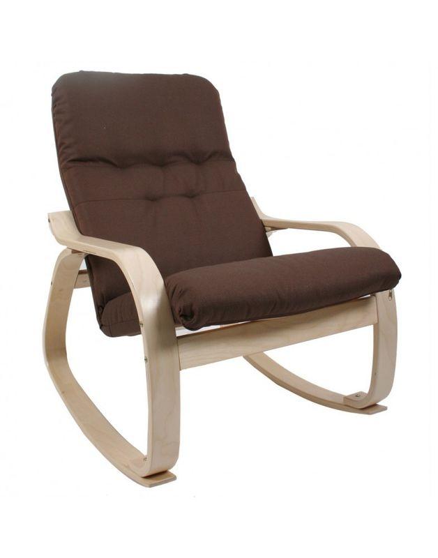 Кресло Impex Сайма натуральный (coffe) - фото 1