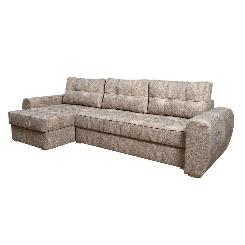Диван Калинковичский мебельный комбинат Лондон угловой КМК 0616 Loft 3 (группа ткани 2) - фото 1