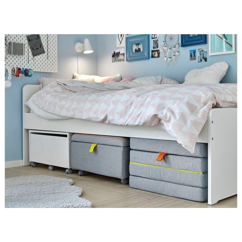 Пуфик IKEA Слэкт 203.629.67 - фото 5