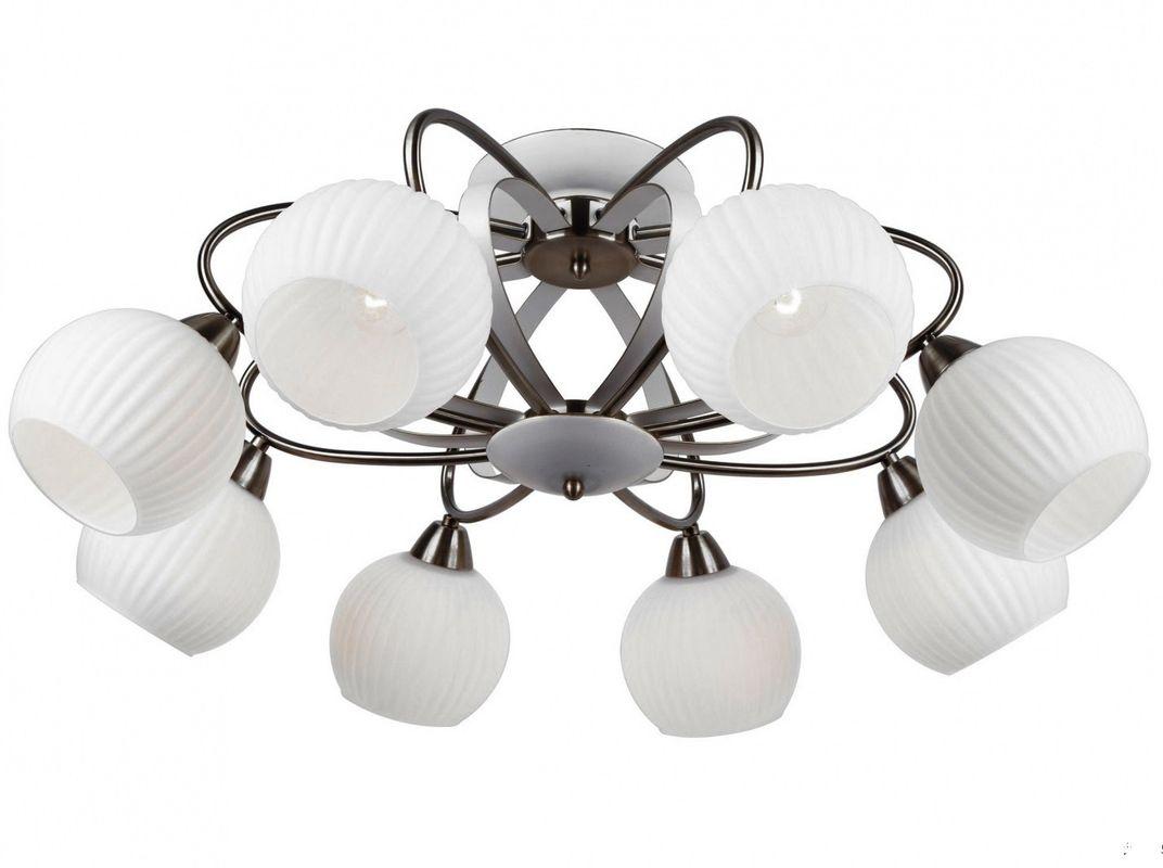 Светильник Arte Lamp A6342PL-8WG - фото 1