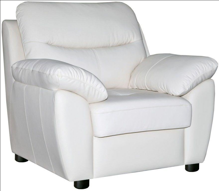 Кресло Пинскдрев Плаза (12) натуральная кожа - фото 3