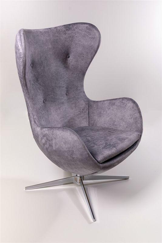Кресло ФорестДекоГрупп Trio (серый) TRIO-GR - фото 1