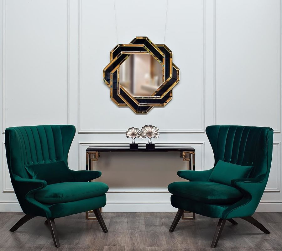 Кресло Garda Decor DY-733 - фото 8