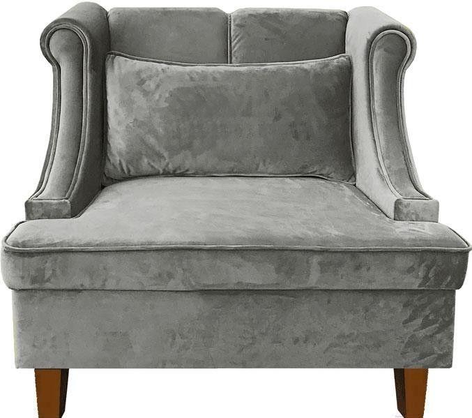 Кресло Brioli Людвиг Luna 2 - фото 1