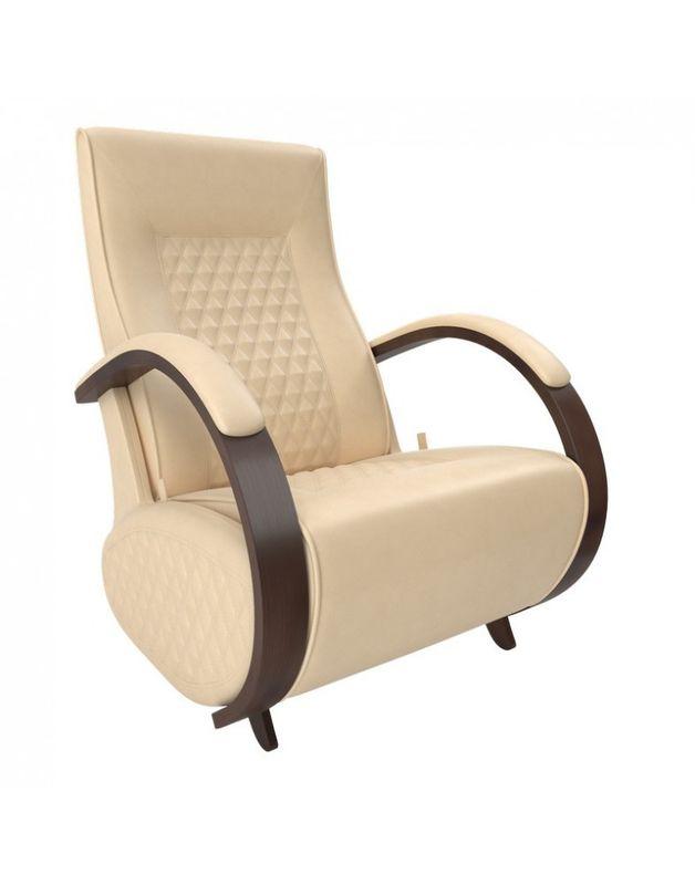 Кресло Impex Balance-3 экокожа орех (oregon 106) - фото 2