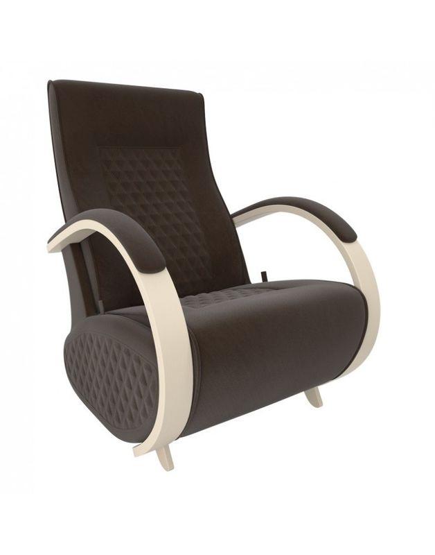 Кресло Impex Balance-3 Verona  сливочный (brown) - фото 1