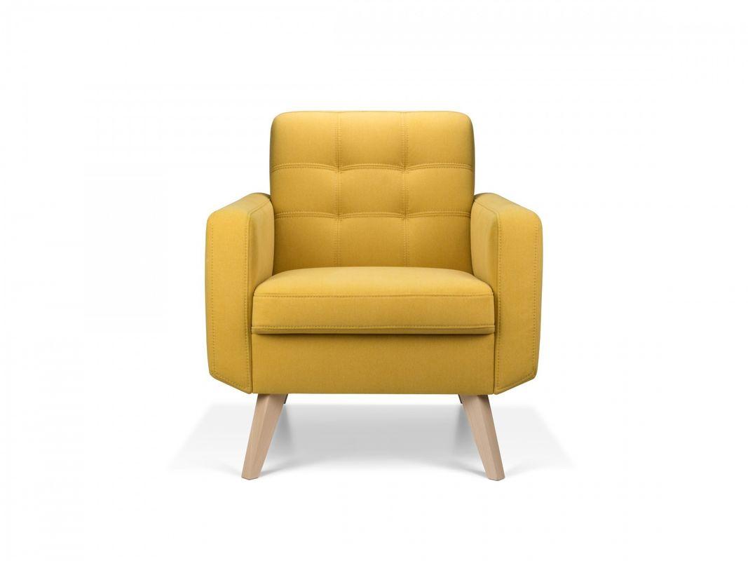 Кресло Sonit Берген 80x88x88.5 (Cotone 2861) - фото 3