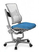 COMF-PRO Чехол для стула Angel Chair (голубой велюр) - фото 1