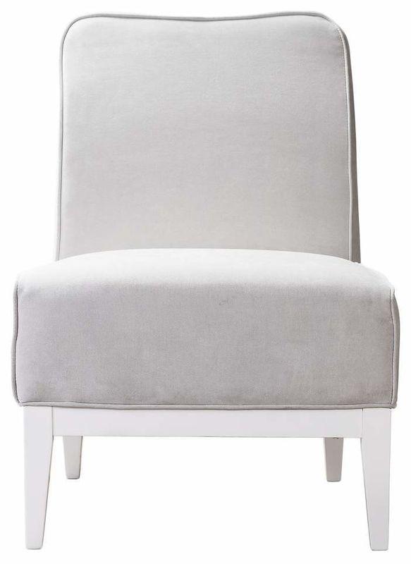Кресло R-Home Giron RST_4000892_silver, серый - фото 1