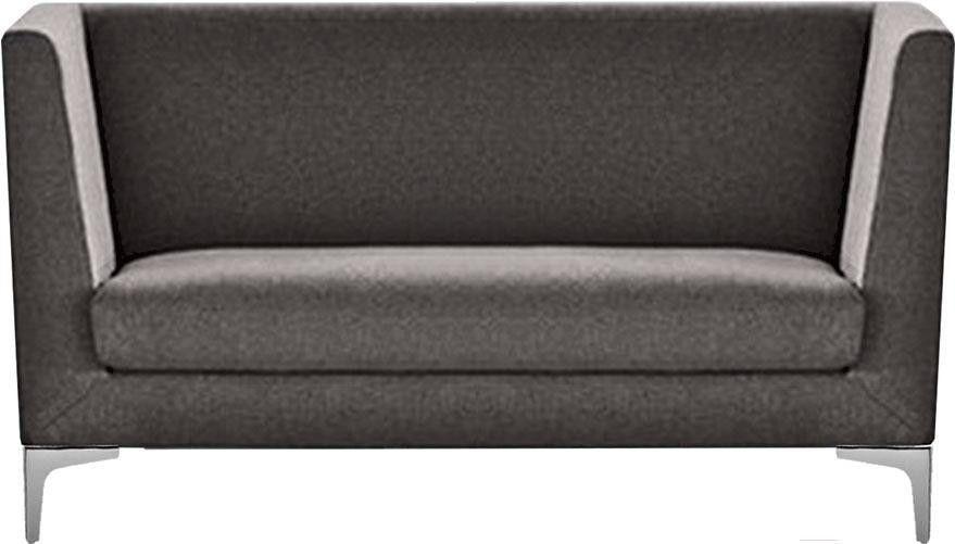 Диван Brioli Виг двухместный Classic Plain 730 - фото 1