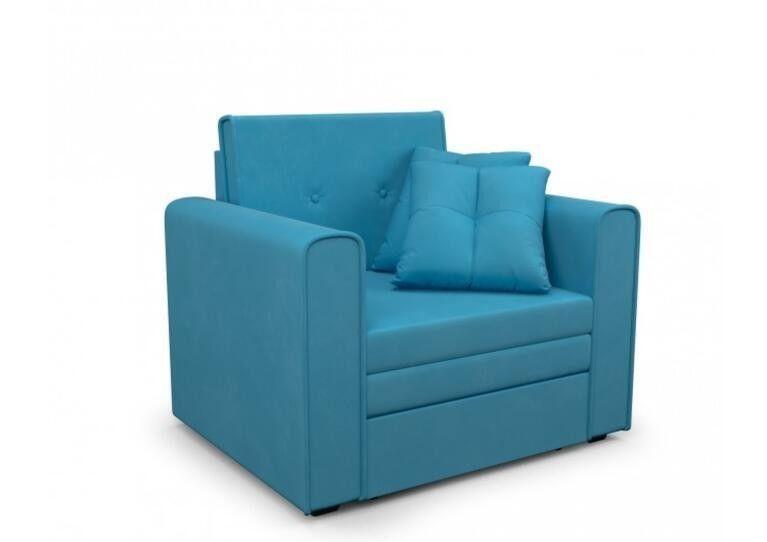 Кресло Craftmebel Санта (синий) - фото 1