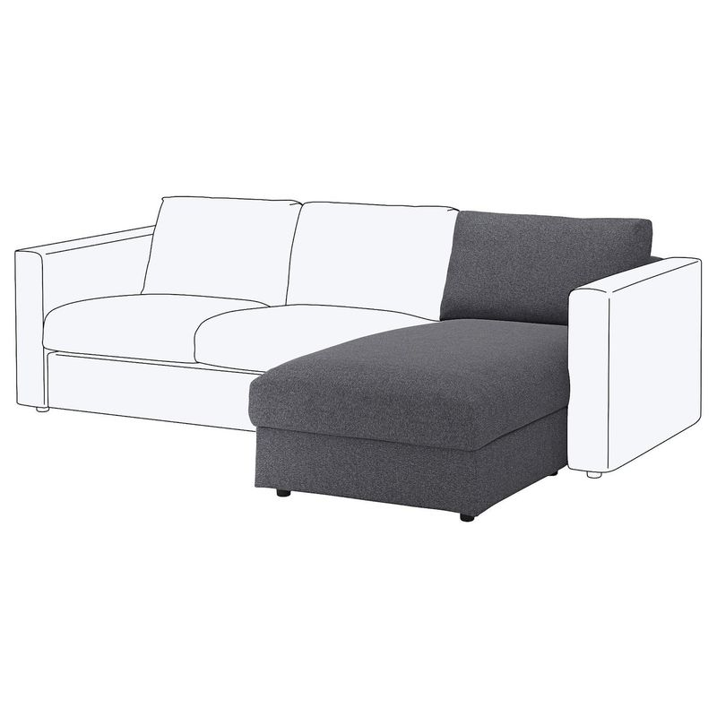 Диван IKEA Вимле 291.975.91 - фото 1