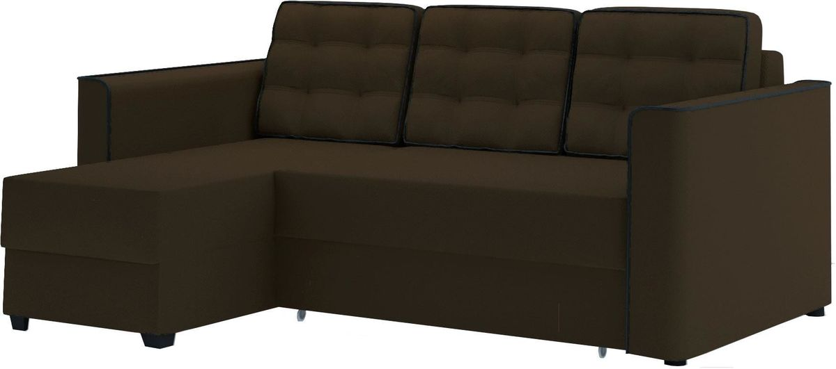 Диван Мебель Холдинг угловой МХ54 Ричардс-5 левый [Р-5-1-Р18-OU] - фото 1