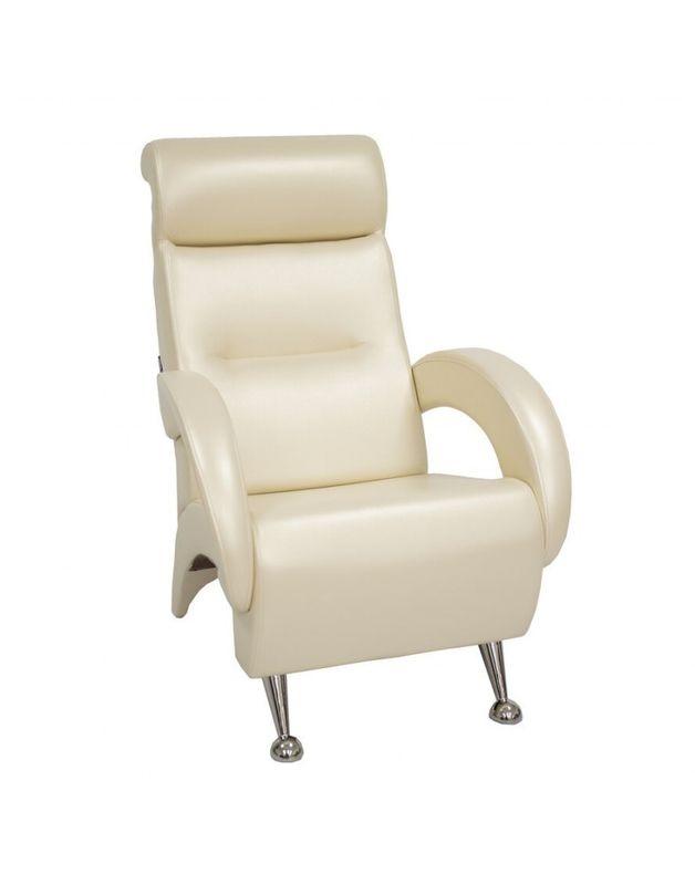 Кресло Impex Модель 9-К Экокожа (oregon 106) - фото 1