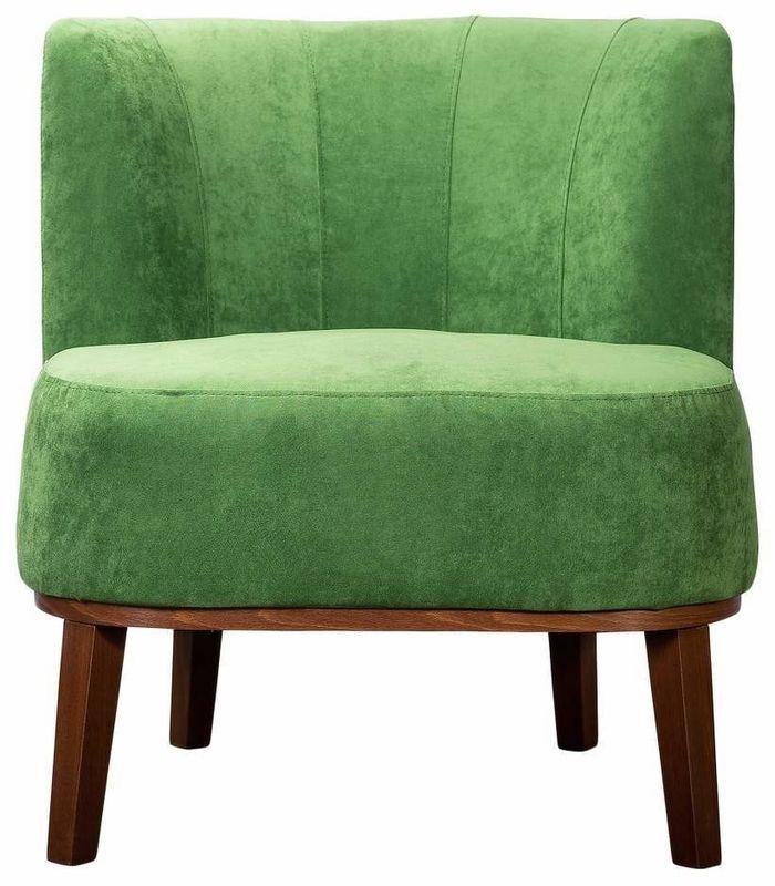 Кресло R-Home Шафран Эко RST_4000105_ehko, зеленый - фото 1