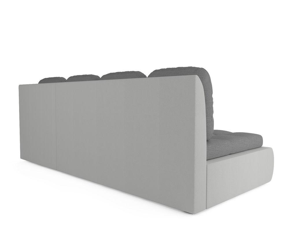 Диван Мебель-АРС Кормак (рогожка серая) - фото 4