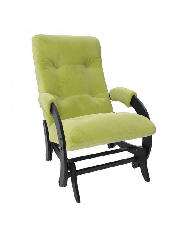 Кресло Impex Кресло-гляйдер Модель 68 Verona (apple green) - фото 1