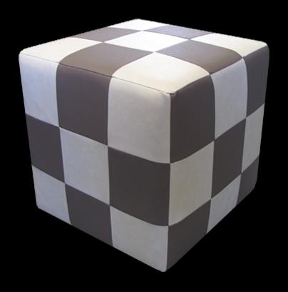 Пуфик Виктория Мебель Кубик СК 918 - фото 1