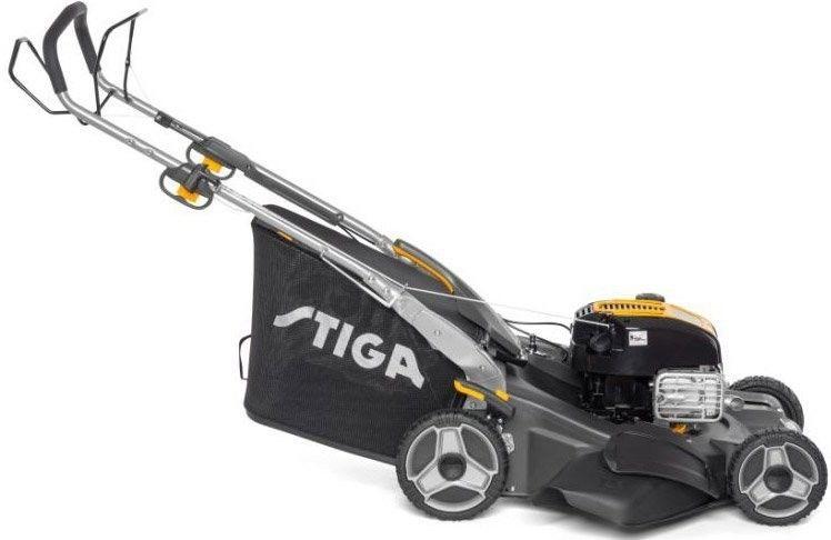 Газонокосилка Stiga Twinclip 55 SQ B - фото 4