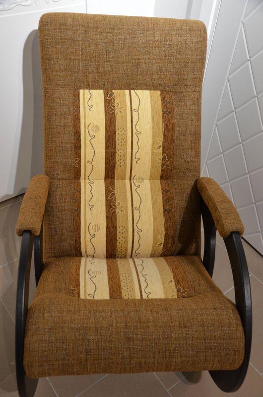 Кресло Бастион 3 Шиншилла светлая Октус (полосы) - фото 2