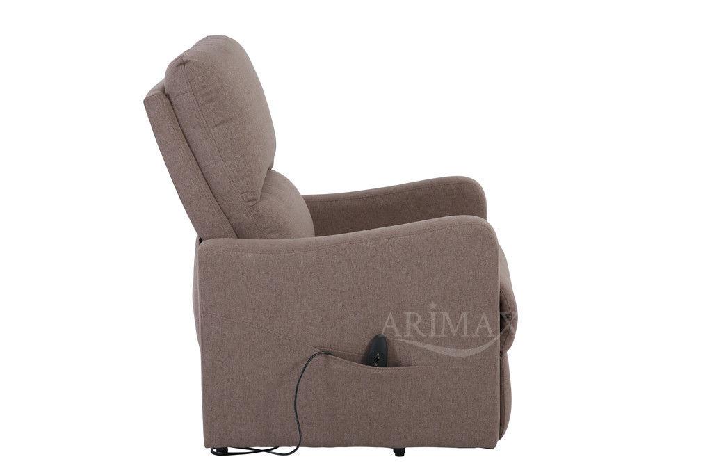 Кресло Arimax Dr Max DM02006 (Таупе) - фото 7