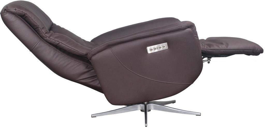 Кресло Arimax Dr Max DM01005 (Каштан) - фото 6