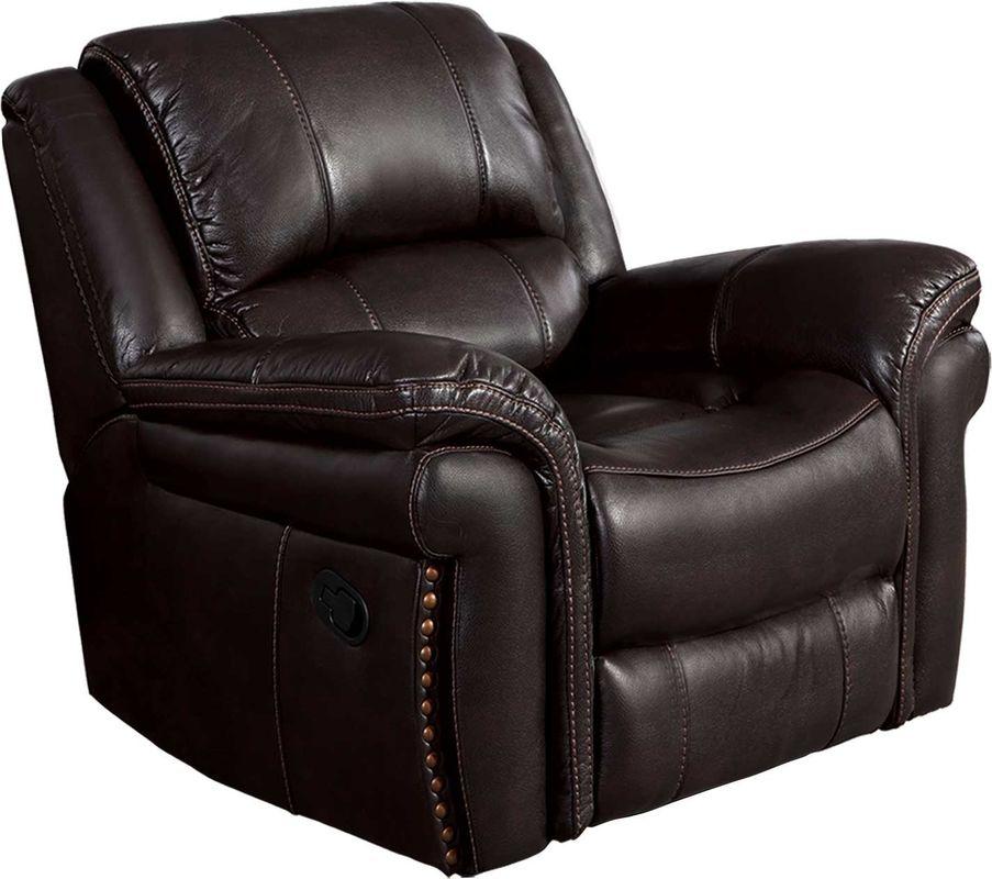 Кресло Arimax Каспер (Темно-коричневый) - фото 1